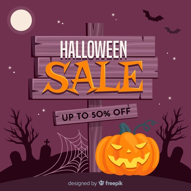 Halloween-Aktion