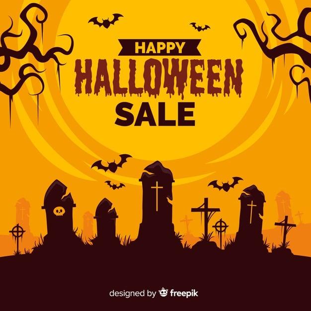 Happy Halloween Sale
