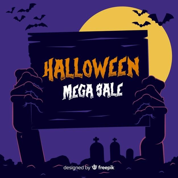Halloween Mega Sale