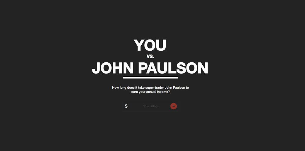 you vs John