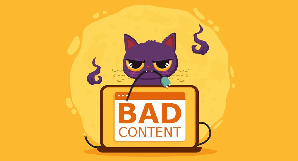 bad content main image