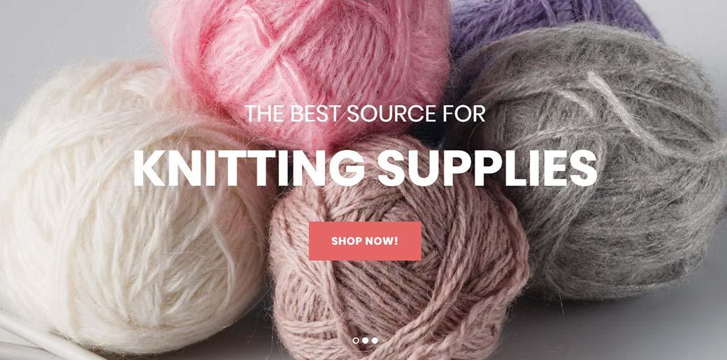 knitting supplies store