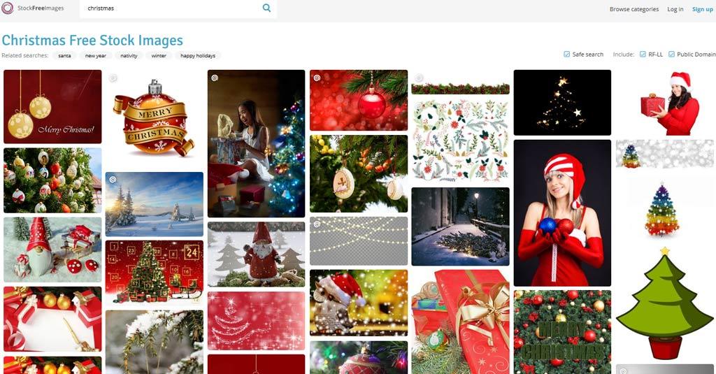 weihnachtsbilder StockFreeImages