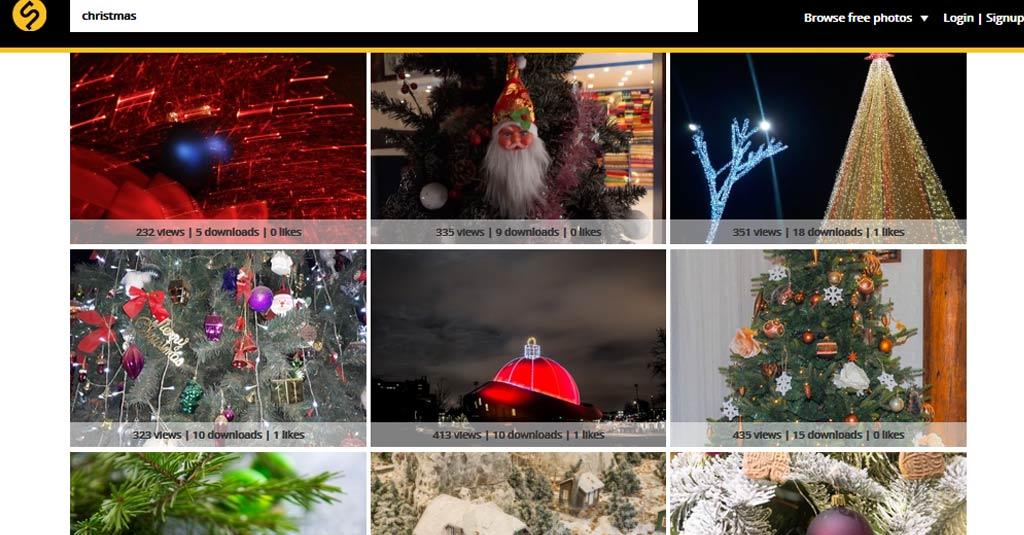 weihnachtsbilder SkitterPhoto