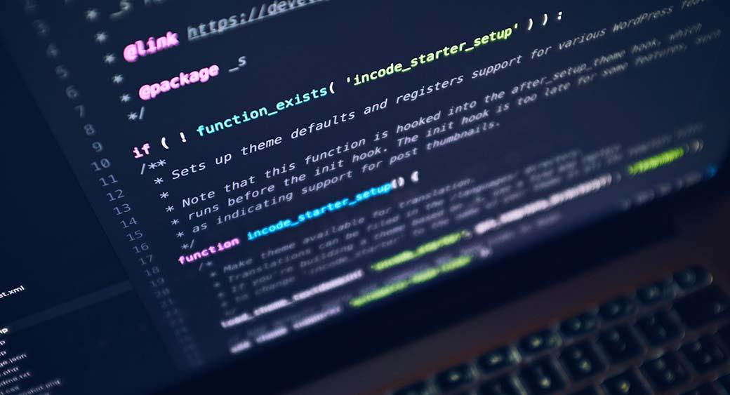 coding in web development