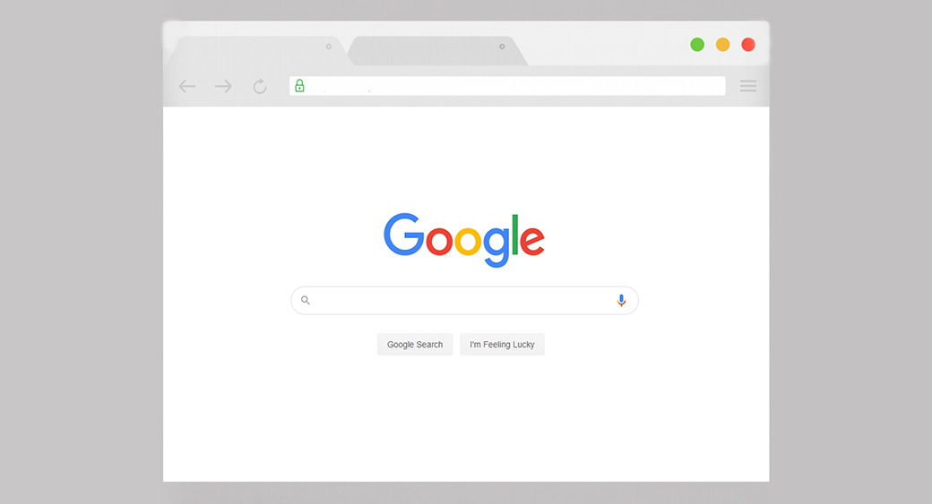 What is Minimal Design Google Search