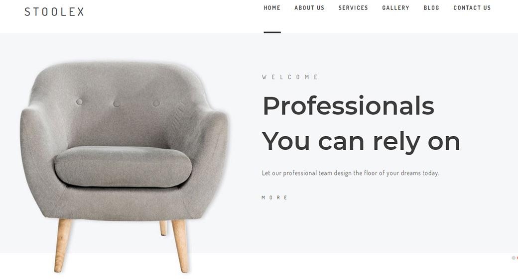 stoolex homepage screenshot