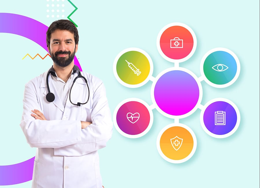 Medical Website Colors that Work for Perfect Designing