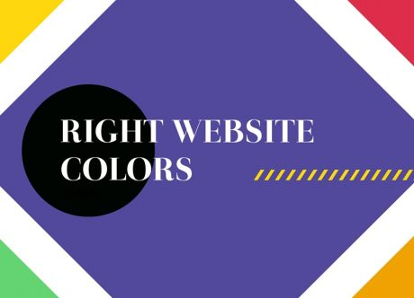 Right Color Selection in Web Design [INFOGRAPHICS]