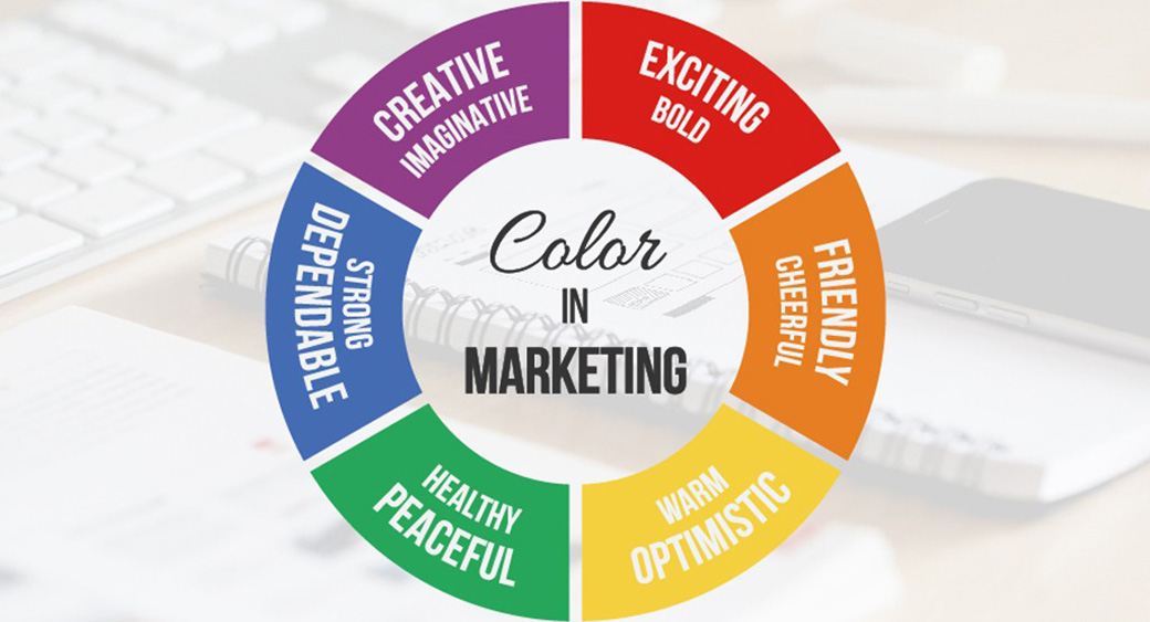 Color for marketing scheme