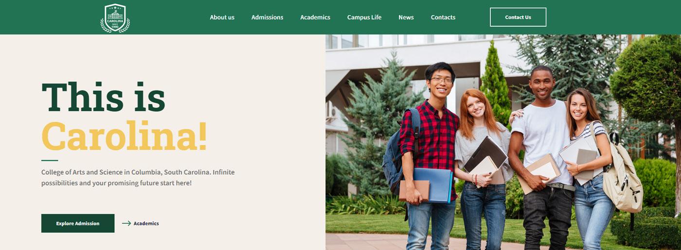 College Best Educational Website
