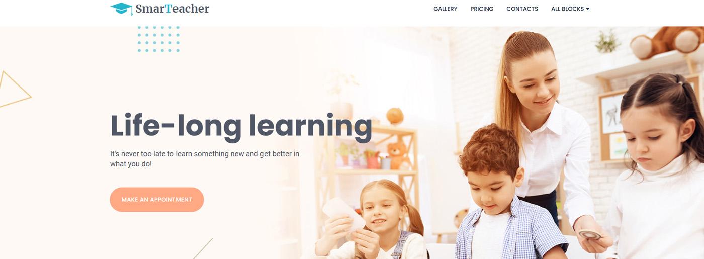 Teacher Site