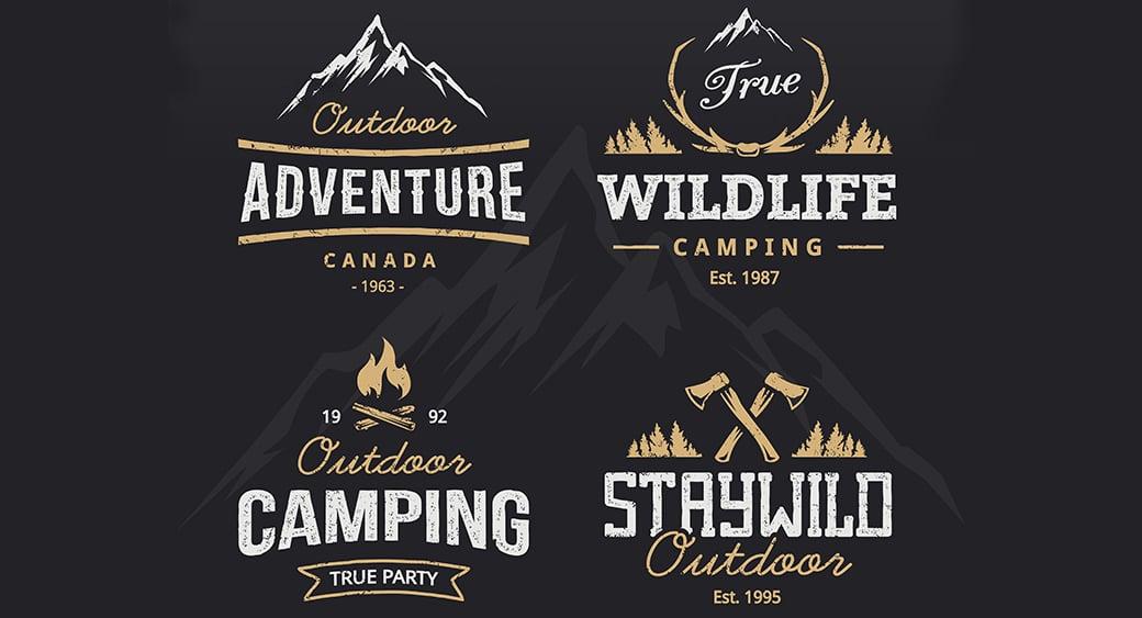 emblem logo design trend