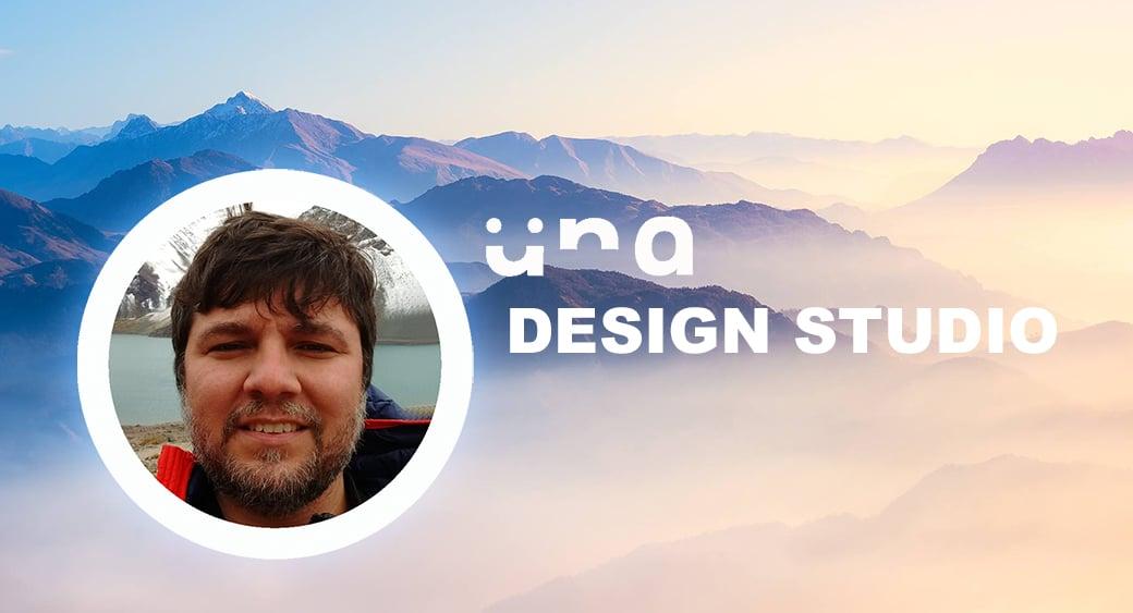 web design Brazil Marcelo Merçon una design studio main image