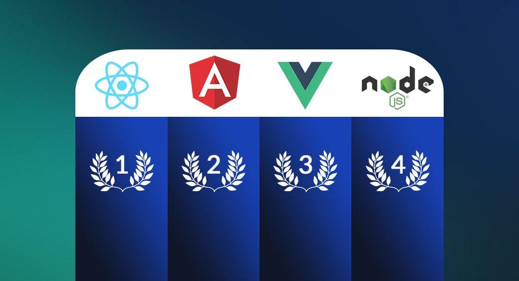 javascript frameworks for web development main image