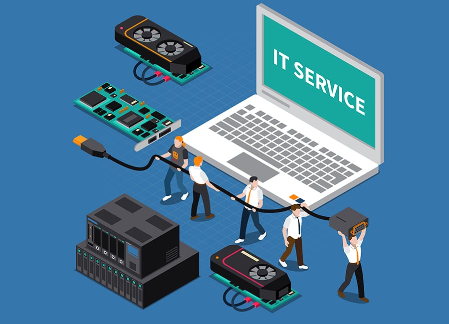 Managed IT Services for Businesses – Comprehensive Guide