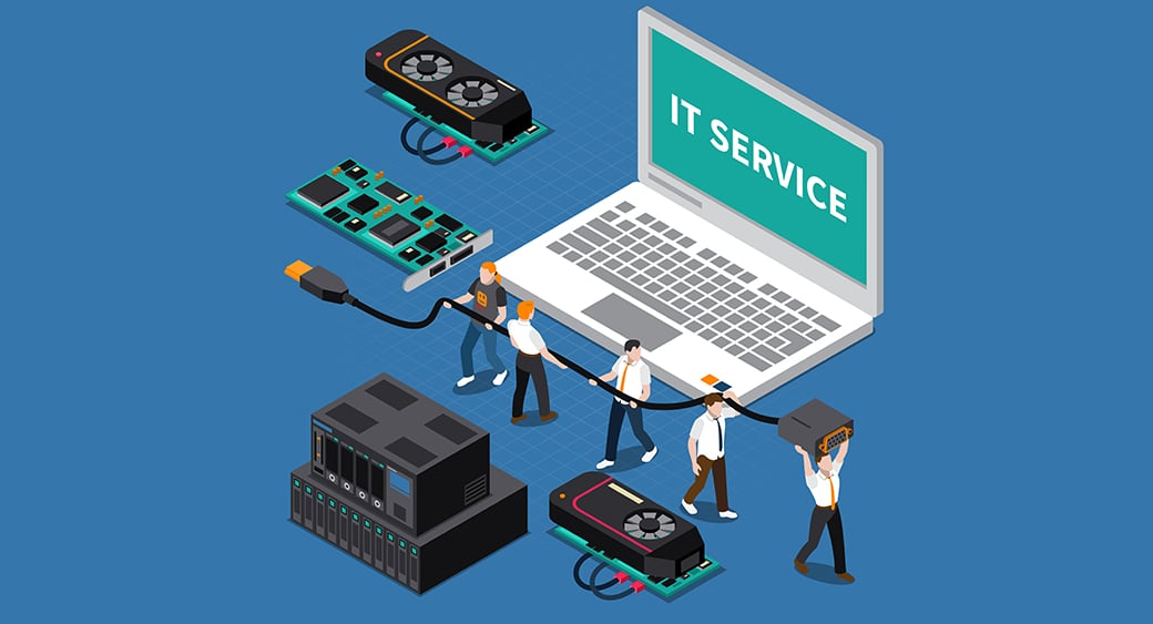 managed IT services for business