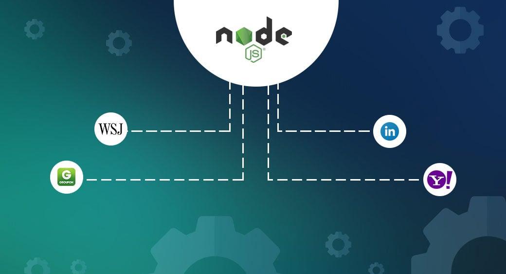 node js platform users