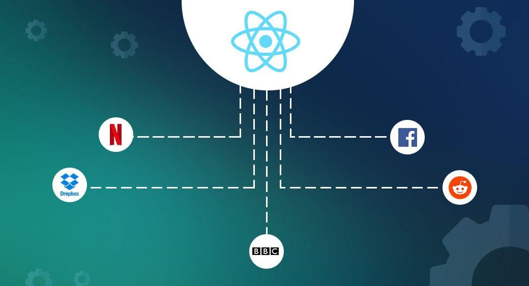 React Javascript framework for web development