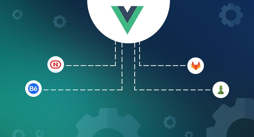websites that use VueJS development platform