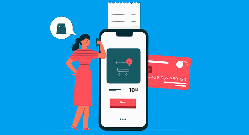 eCommerce vs mCommerce in-app payment