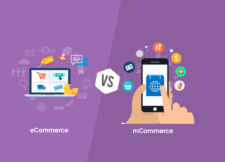 What is eCommerce vs mCommerce Really All About?