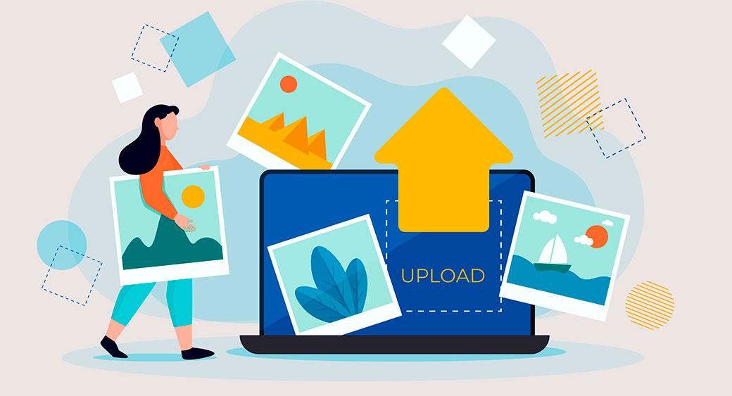 email marketing content images