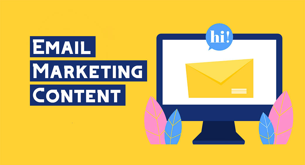 email marketing content featured