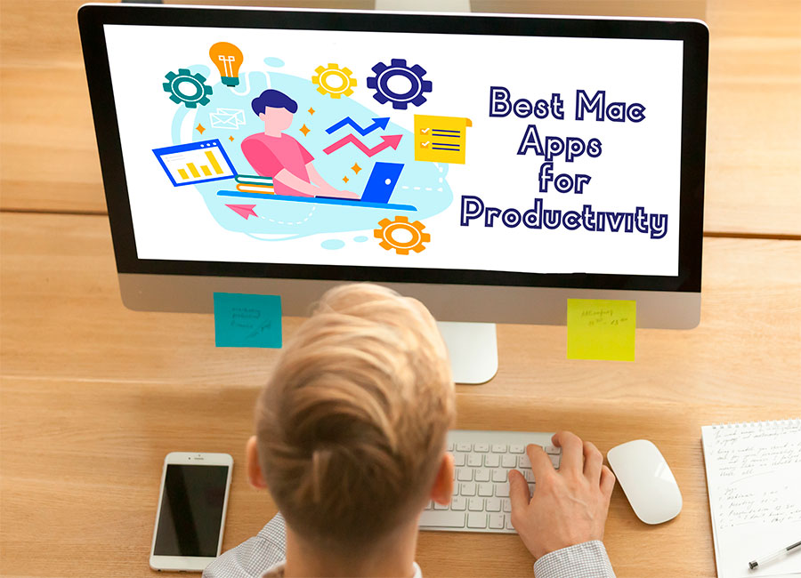 Best Mac Apps for Productivity – Top 20 Applications for 2020