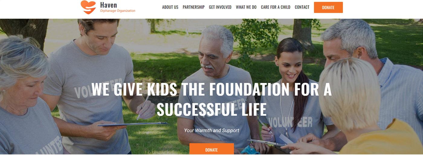 Orphanage Website Template for Children's Community https://www.motocms.com/website-templates/motocms-3-template/orphanage-site/