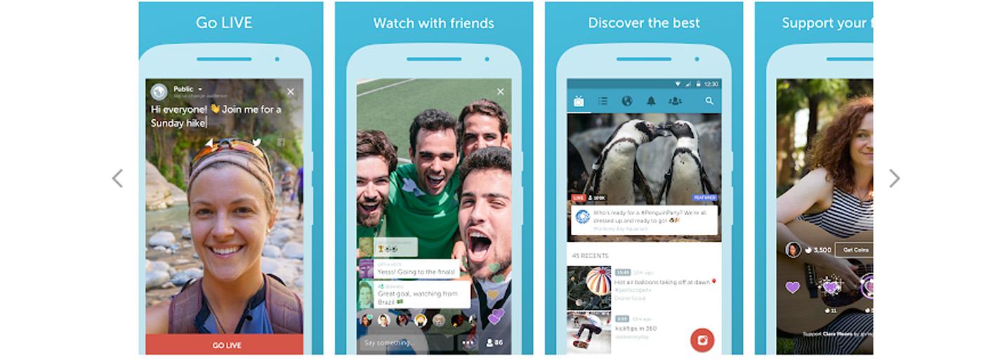Periscope Live Streaming App