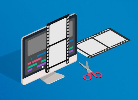 How to Edit Large Videos Easily and Fast - Desktop Video Editor or Online Sites?