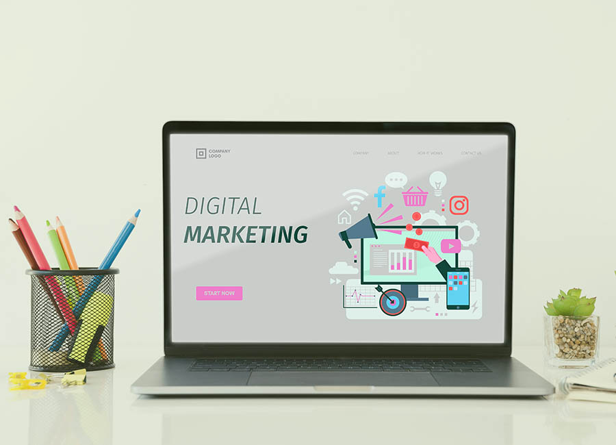 5 Digital Marketing Assets to Streamline Website Business Growth
