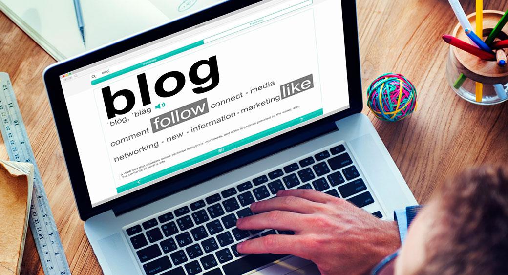 starting a blog online featured