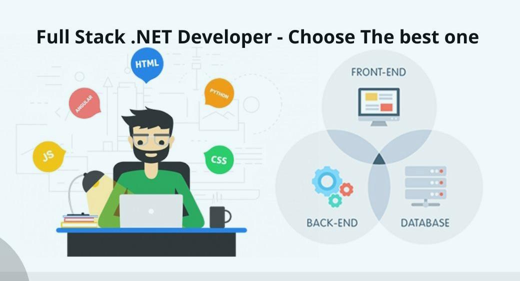 full-stack NET developer skills