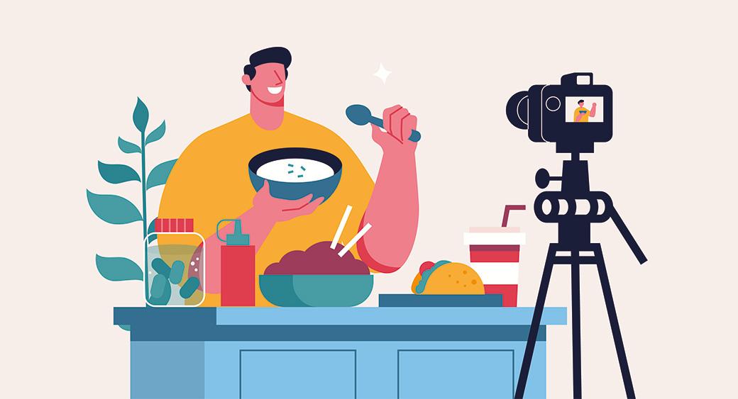 online videó a látásról