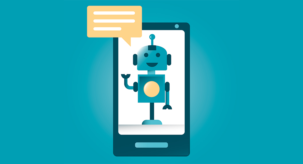setting up a chatbot