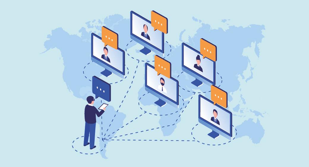 Webinars to Reach Target Audience