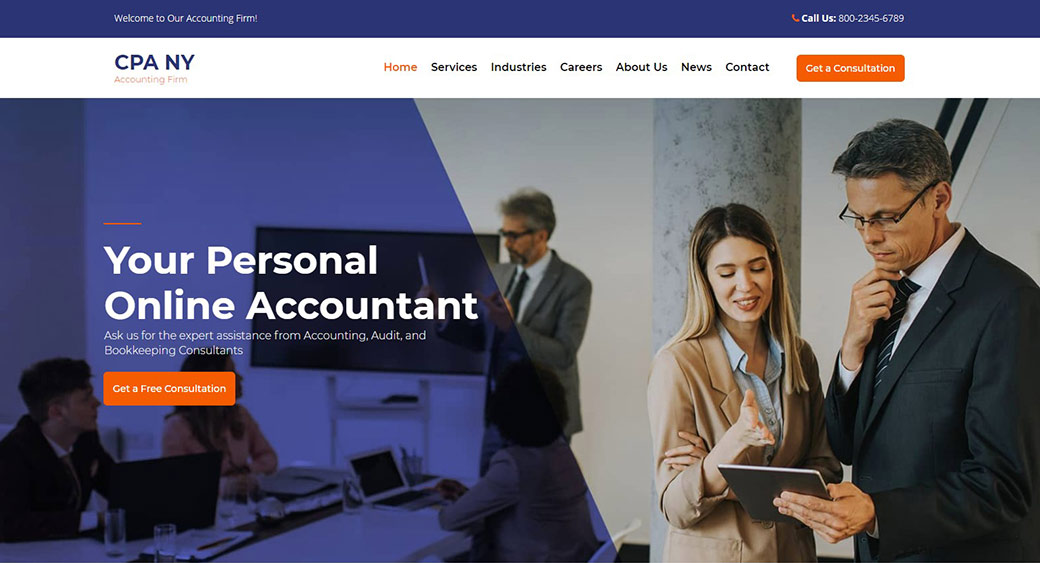 accounting firms as online business ideas to start