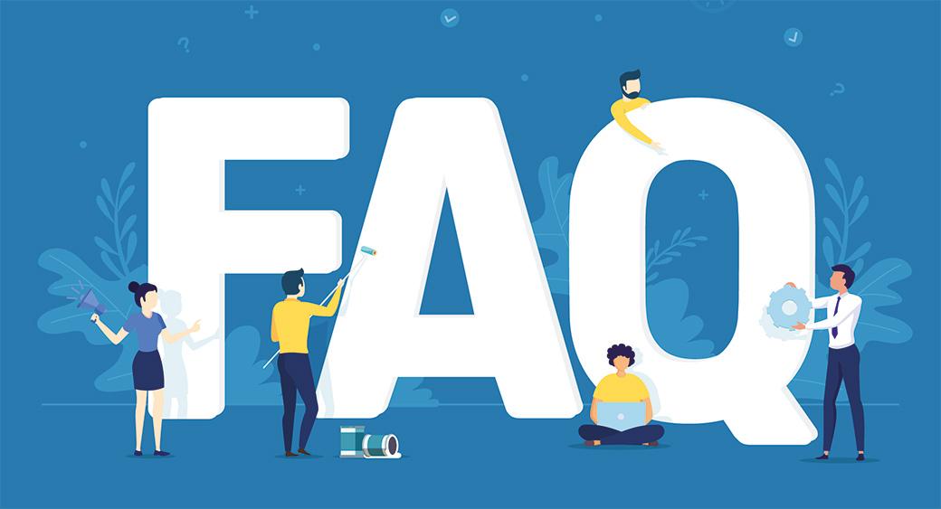FAQ Page creation