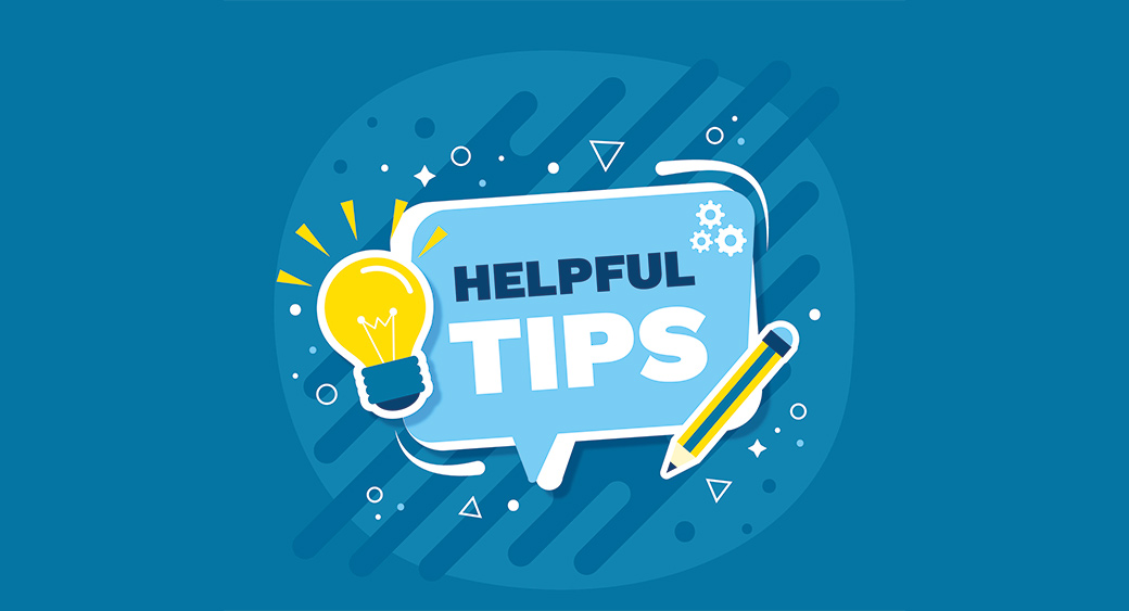 helpful tips and online business ideas to start