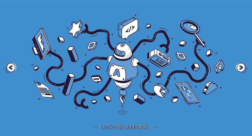 система машинного обучения