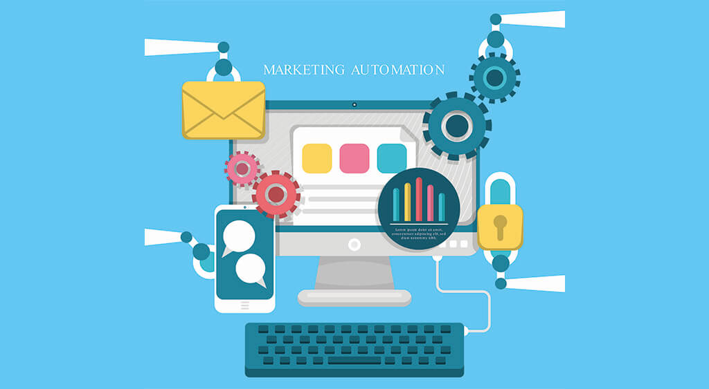 marketing automation software in repetitive tasks