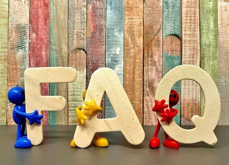 So gestaltest du deine FAQ-Seite richtig: Tipps und Tutorial