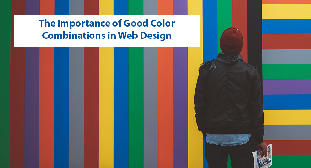 Good Color Combinations in Web Design
