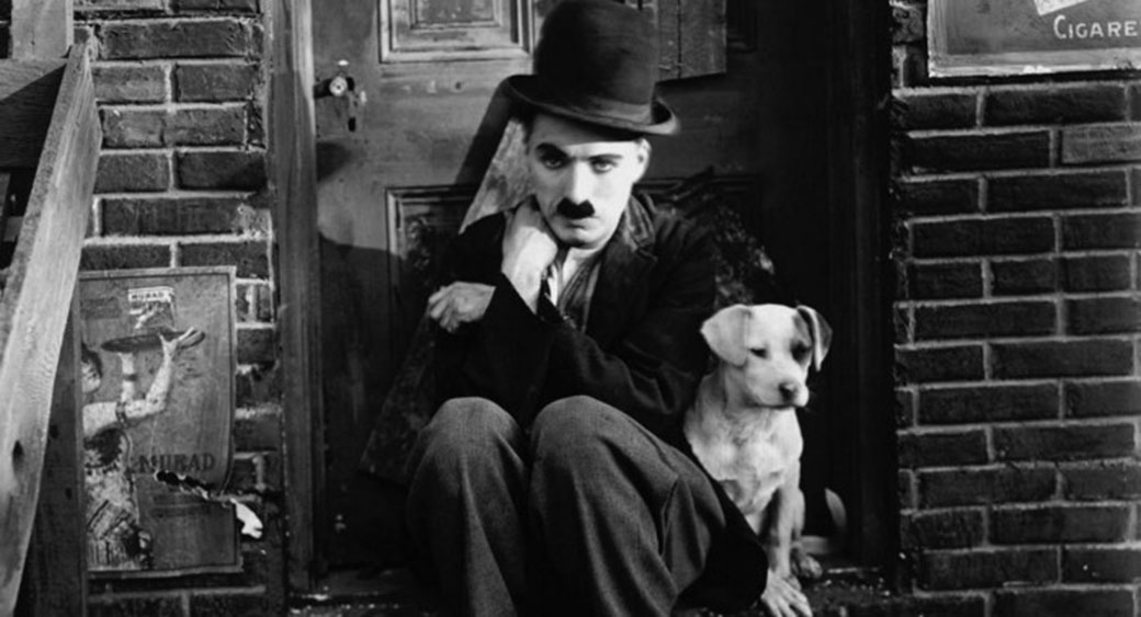Charlie Chaplin and content
