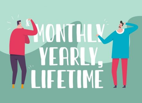 Subscription-Based Website Builder – What's Behind Lifetime, Yearly & Monthly Plans