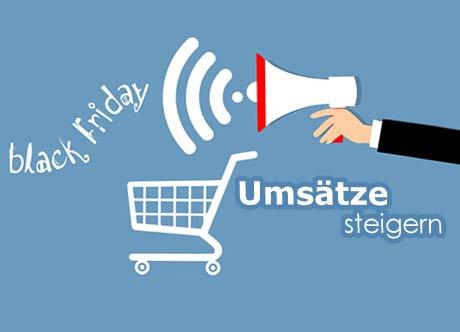 Black Friday Umsätze steigern - Wie du deine Verkäufe ankurbelst