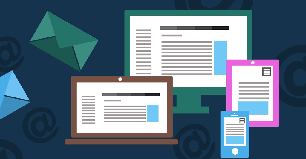 e mail kampagne rerponsive newsletter templates