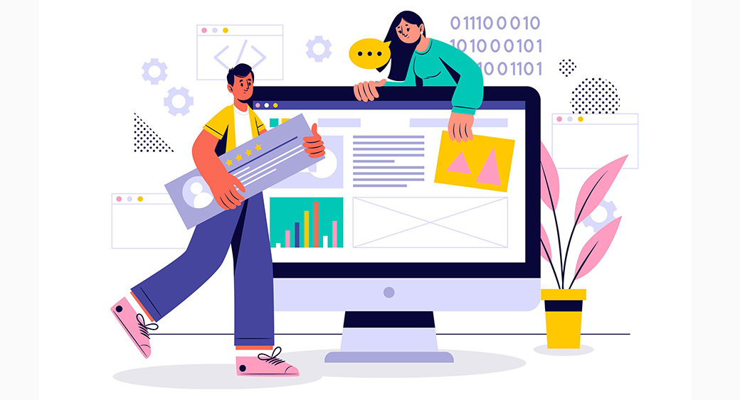 build a website in 2021 2